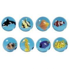Flummi - Fische, 3D