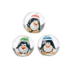 Flummi - Pinguin, Weihnachtswünsche