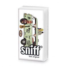Taschentücher SNIFF - Freiheit