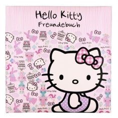 Freundebuch - Hello Kitty Woodland
