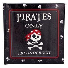 Freundebuch - Pirat