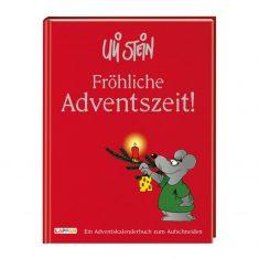 Adventskalenderbuch: Fröhliche Adventszeit! von Uli Stein