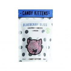 Fruchtgummi - Blueberry Bliss, Candy Kittens