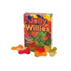 Fruchtgummi-Willies