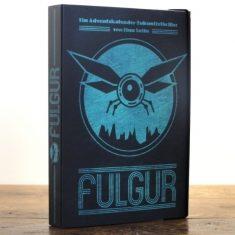 Fulgur - Ein Adventskalender-Zukunftsthriller