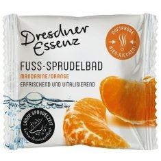 Fuss-Sprudelbad - Mandarine/Orange