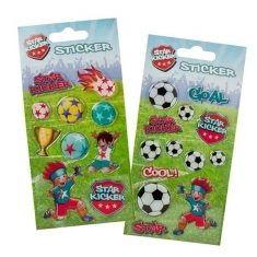 Fußball-Sticker - Star Kicker