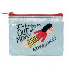 Geldbörse - Coin Purse, I'm Having an Out-of-Money Experience!