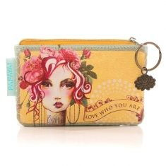 Geldbörse - Coin Purse Rose