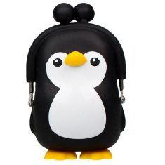 Geldbörse - Pinguin, Hello Winter