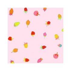 Geschenkpapier - Erdbeeren