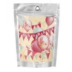 Geschenkset - Congrats!, Vintage Mimosa & Pomegranate