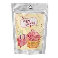 Geschenkset - Happy Birthday!, Vintage Mimosa & Pomegranate