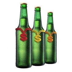 Getränkemarkierer - Can-Gster, 6er-Set