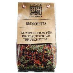 Gewürzmischung für Brotaufstrich - Bruschetta