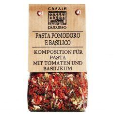 Gewürzmischung für Nudeln - Pasta Pomodoro e Basilico