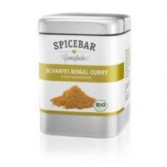 Gewürzmischung - Scharfes Bengal Curry, bio
