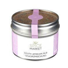 Gewürzmischung - South African Rub