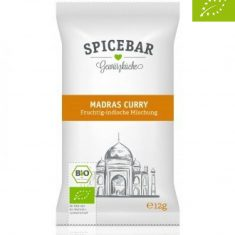 Gewürzmischung - XS-Madras Curry, bio