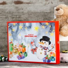 Giving Deer Adventskalender - Schneemann