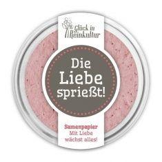 Glück in Reinkultur - Die Liebe sprießt!