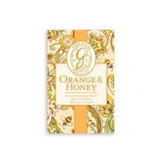 Greenleaf Duftsachet Small - Orange & Honey