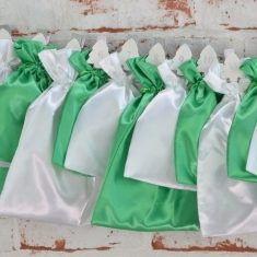 grün-weiß weiß-grün
