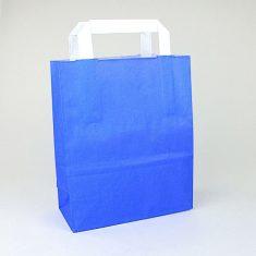 Geschenktüte - Blau, 6er-Pack