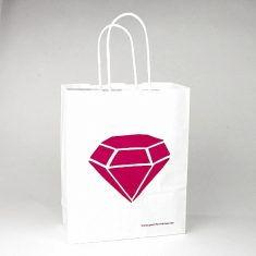 Geschenktüte - Diamant