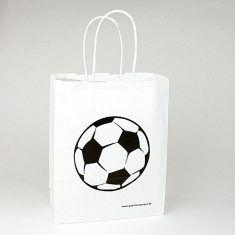 Geschenktüte - Fußball