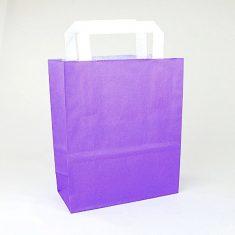 Geschenktüte - Violett, 6er-Pack