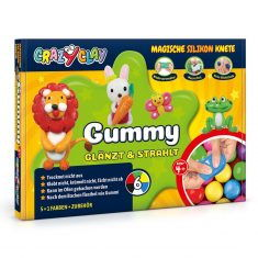 CrazyClay Gummy - Basic-Set