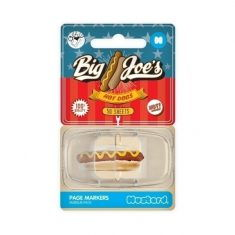 Haftmarker - Big Joe's Hot Dogs