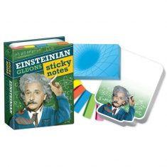 Haftnotiz-Buch - Einsteinian Gluons