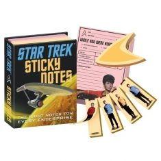 Haftnotiz-Buch - Star Trek