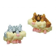 Nanoblock Mini Collection - Hamster