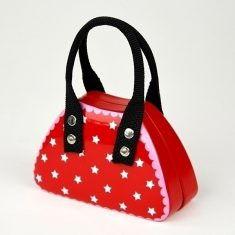 Handtasche - Sternchen, Blechdose