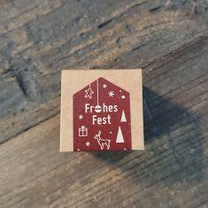 herr biene - Honigpraline 'Frohes Fest', Zimt