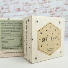 herr biene - Honigpralinen 4er, Minze - BEE HAPPY