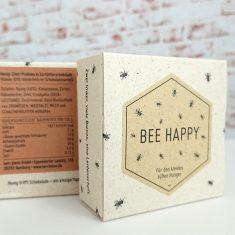 herr biene - Honigpralinen 4er, Zimt - BEE HAPPY
