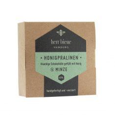 herr biene - Honigpralinen, Minze
