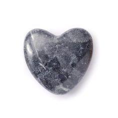 Herz-Handschmeichler - Marmor