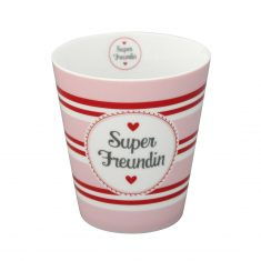 Happy Mug - Super Freundin