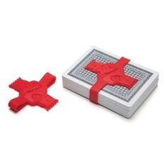 Hold'Em - Halteband für Spielkarten