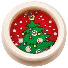 Holzgeduldspiel - Weihnachtsschätze