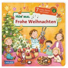 Soundbuch - Hör mal, Frohe Weihnachten