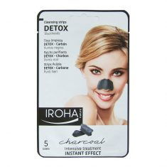 Iroha Cleansing strips Detox Blackheads
