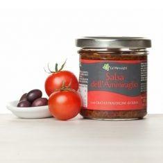 Italienische Tomatensauce - Salsa dell'Ammiraglio