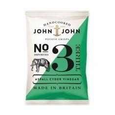 John & John Crisps - Aspall Cyder Vinegar