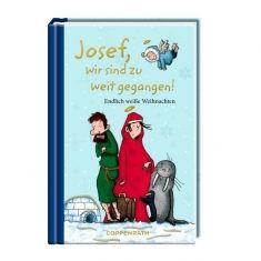Buch - Josef, wir sind zu weit gegangen!